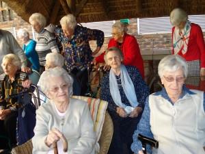 Kronendal Aftreesemtrum,seniors,versorging